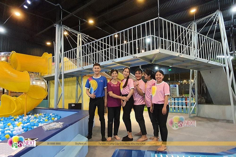 CBCNV SkyKids Long Khánh