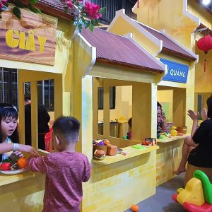 Bảo tàng đồ chơi trẻ em tại Long Khánh