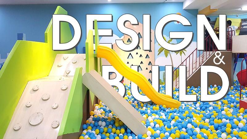 Mẫu thiết kế khu vui chơi đẹp nhất 2020