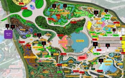 Lịch sử các công viên chủ đề trên thế giới