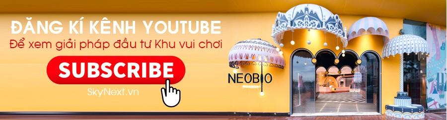 Banner đăng ký kênh youtube