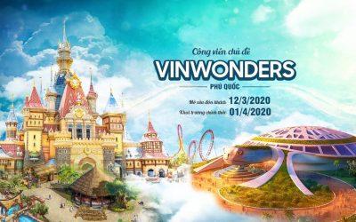 Review chi tiết VinWonders Phú Quốc cứ ngỡ DisneyLand tại Việt Nam
