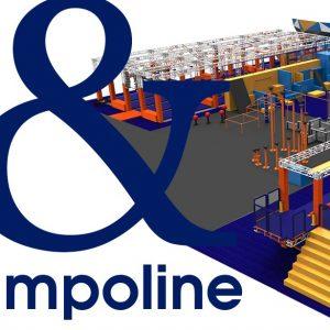 Banner Web khu vận động Trampoline