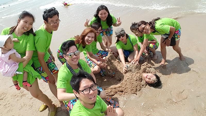 Teambuilding Phan Thiet 1