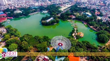 Công Viên Văn Hóa Đầm Sen – Ốc Đảo Giữa Lòng Sài Gòn
