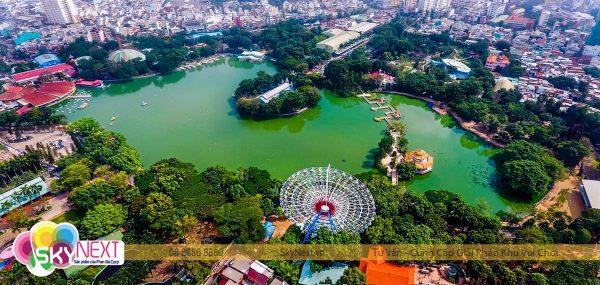 Công viên văn hóa Đầm Sen Sài Gòn