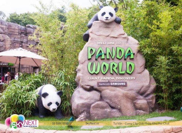 Khu Giải Trí Panda