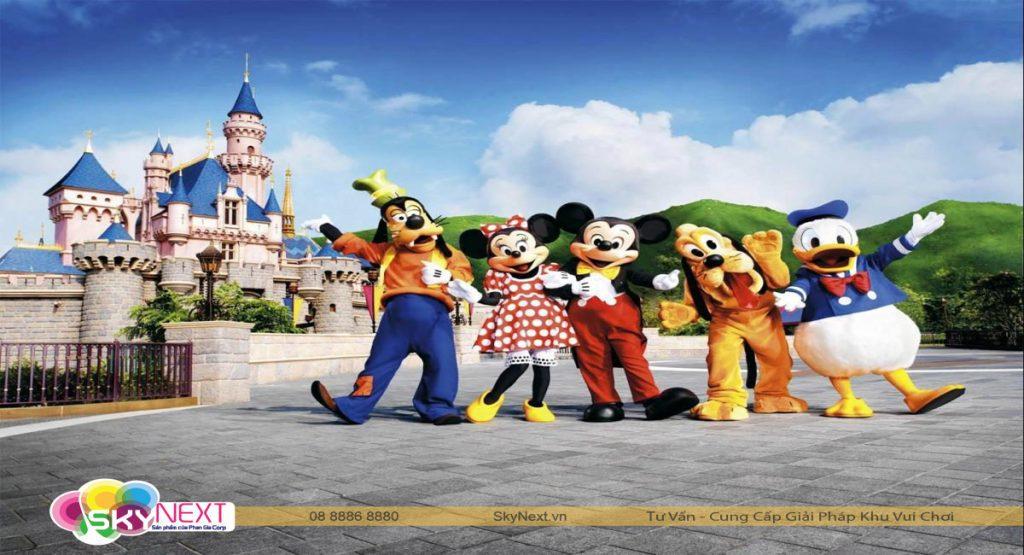 Công viên Disneyland Hồng Kông hình 2