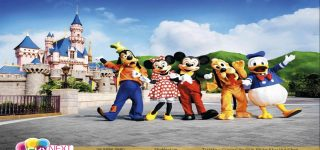 Review Disneyland Hong Kong