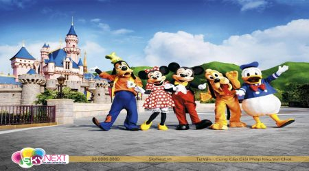 Review Disneyland Hong Kong