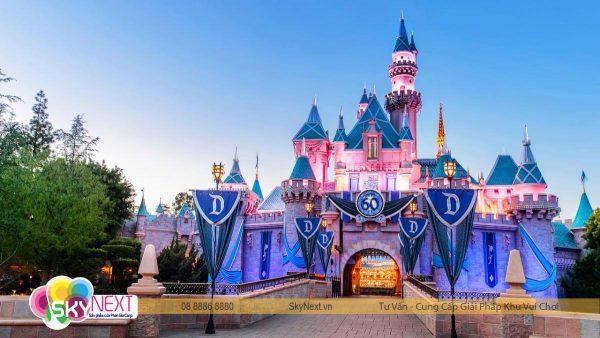 Cong vien Disneyland hong kong 4