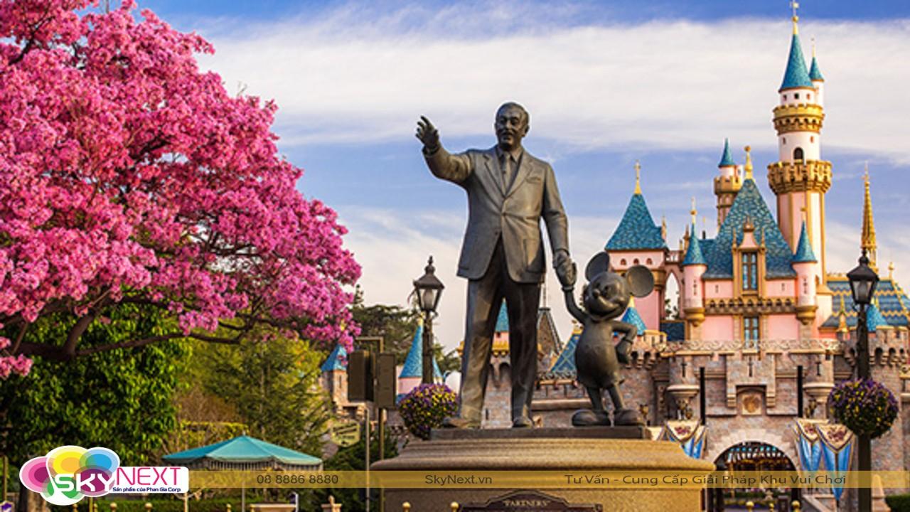 Công viên Disneyland Mỹ