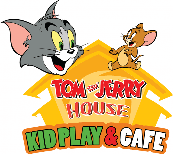 logo khu vui chơi cafe Tom & Jerry House