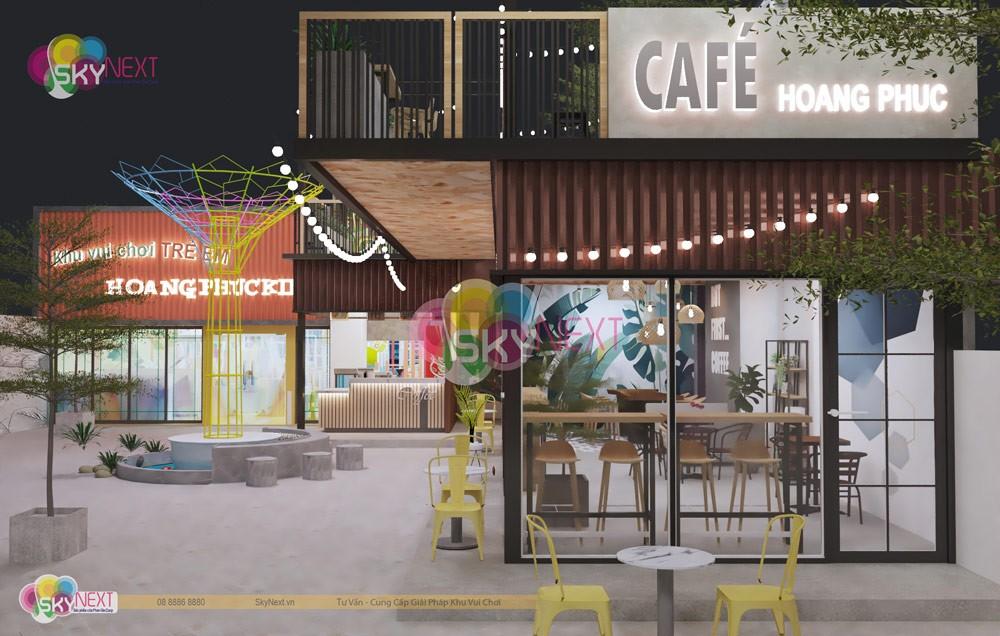 Mô hình khu vui chơi kids cafe đang nở rộ tại Việt Nam