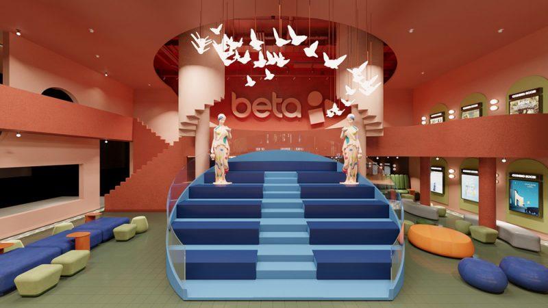 Concept rạp phim Beta Cinimas Quang Trung hình 2