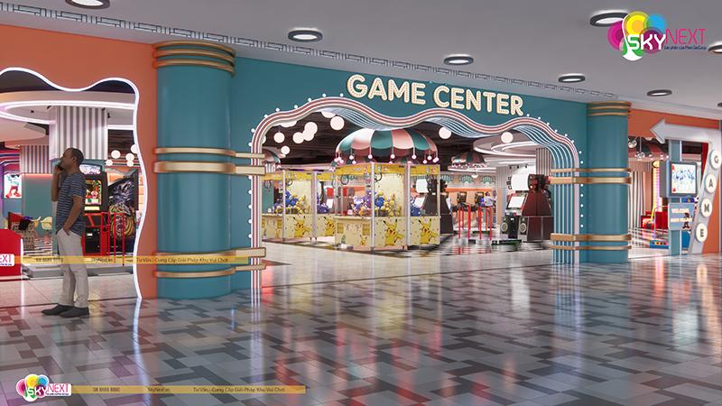 Cong game center