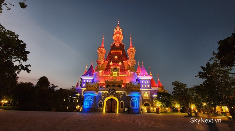 Vinwonders Phú Quốc về đêm
