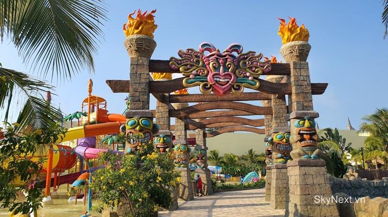 Công viên nước tại Vinwonders Phú Quốc