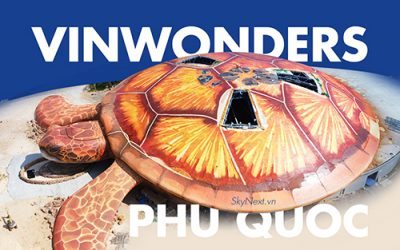 [REVIEW] Chi tiết Vinwonders Phú Quốc khu vui chơi chủ đề Sang – Xịn – Mịn bậc nhất Việt Nam