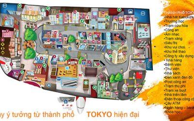 Concept thiết kế Khu vui chơi hướng nghiệp Toki Hải Phòng