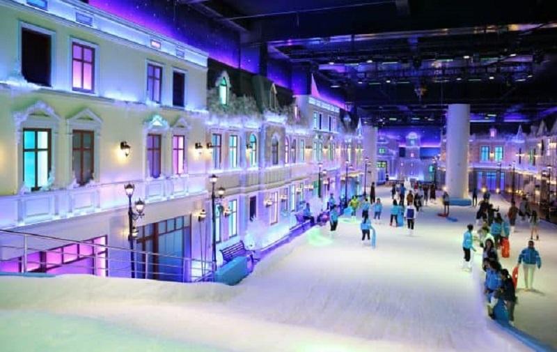 khu-vui-choi-giai-tri-Snow-Town