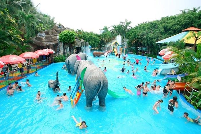 TOP 10 khu vui chơi trẻ em ở Sài Gòn