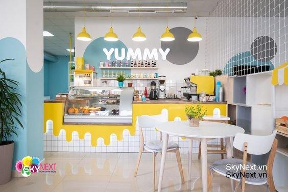khu vui chơi kid cafe tại Australia