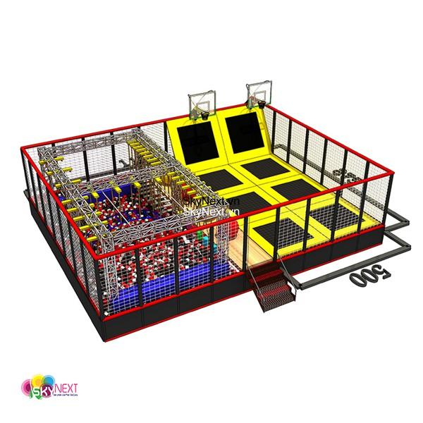 San nhun trampoline lo xo 015
