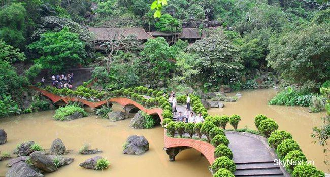Khu du lịch Thiên Sơn Suối Ngà có gì hấp dẫn du khách