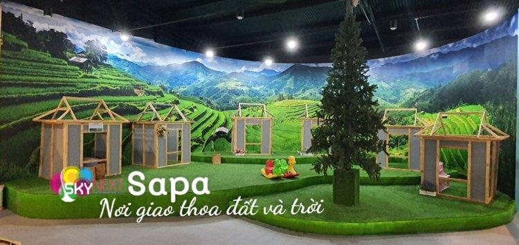 Thiết kế khu vui chơi chủ đề Bảo tàng trẻ em