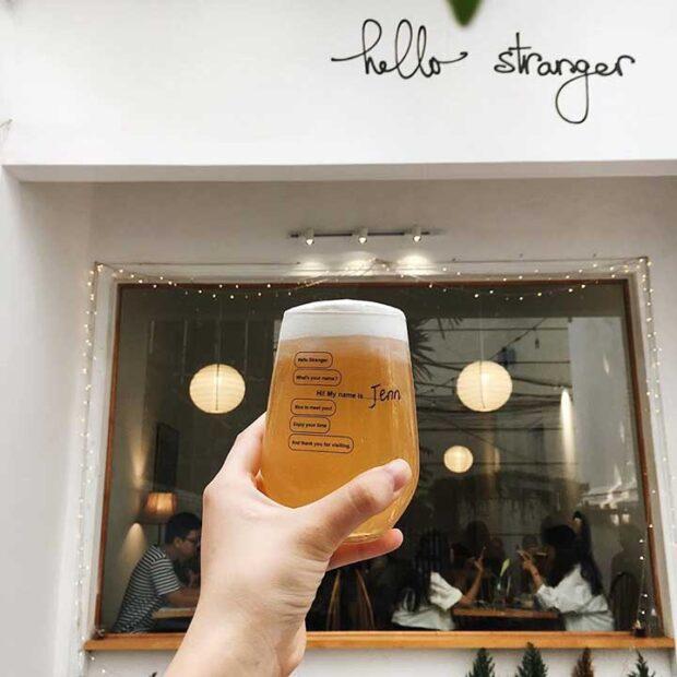 hello stranger cafe pham ngu lao ha noi