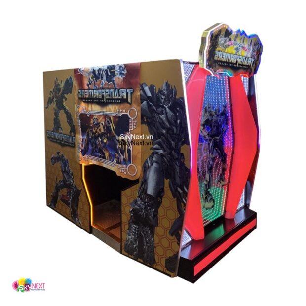 Phòng chiếu phim máy game