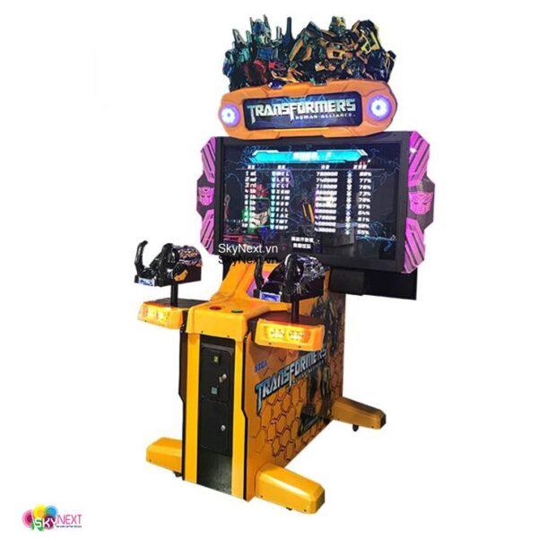 Game bắn súng Transformers