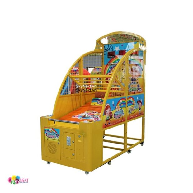 Game ném bóng rổ dành cho trẻ em