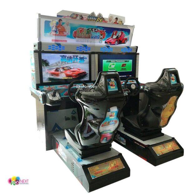 Game thùng đua ô tô