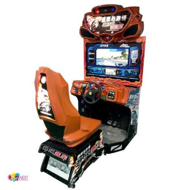 Game đua ô tô nhập khẩu