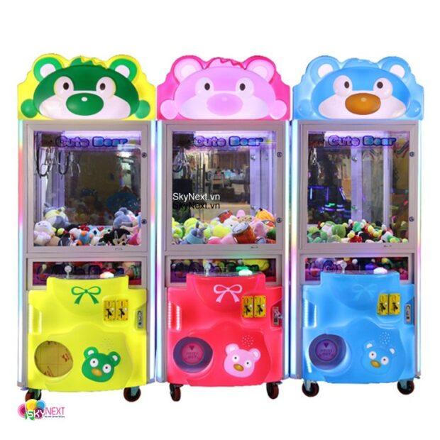 Máy game gắp thú dành cho trẻ em