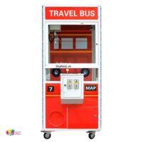 Máy game gắp thú trạm xe buýt