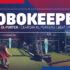 Thủ môn máy robokeeper thách thức những chân sút hàng đầu thế giới