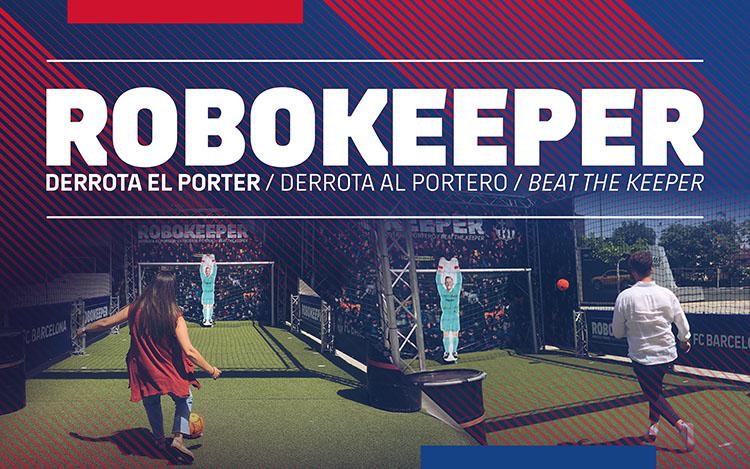 robokeeper tại tinipark