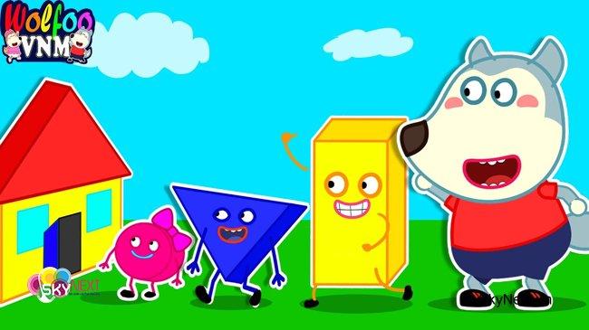 """Wolfoo Family"""" và """"Wolfoo Channel"""" là 2 kênh hoạt hình chính của Wolfoo trên Youtube"""
